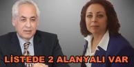 İşte CHP#39;nin Antalya listesi
