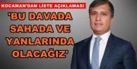 Kocaman#039;dan Ak Parti Antalya listesine destek!
