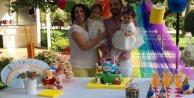 Minik Zavlak yeni yaşını kutladı
