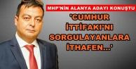 Özbek #039;Cumhur İttifakını#039; anlattı