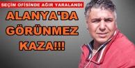 Alanya Ak Parti#039;yi yıkan ölüm