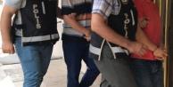 Alanya#039;da 2 polise FETÖ gözaltısı