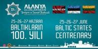 Bağımsızlıklarını Alanya#039;da kutlayacaklar