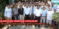 Bakan Çavuşoğlu Alanya#039;da