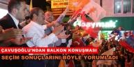"""Bakan Çavuşoğlu: quot;Biz 81 milyonu kucaklamaya devam edeceğiz"""""""
