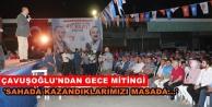 Bakan Çavuşoğlu: quot;Her yerde güçlüyüzquot;