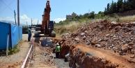 Gazipaşa#039;nın altyapı sorunu tarihe karışıyor