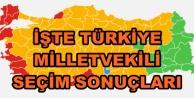 İşte Türkiye seçim sonuçları! Sandıkların 4#039;de 3#039;ü açıldı