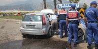 Karayolunda feci kaza: 1 ölü, 3 yaralı