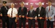 Katardan Antalyaya direkt uçuşlar başladı