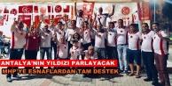 MHP#039;li Adaylar hız kesmiyorlar