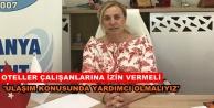 Nurhan Özcan#039;dan 24 Haziran açıklaması