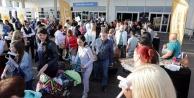 Rus turist rekorları kırıyoruz