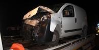 Trafik kazası: 6 yaralı var