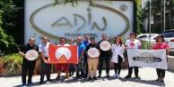 Adin Beach Hotel #39;Uluslararası Turuncu Bayrak Sertifikası#39; aldı