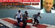 Alanya#039;daki kayıp şahsın cesedi denizde bulundu