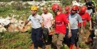 Alanya#039;da yamaç paraşütü kazası