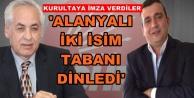 Alanya#039;dan CHP#039;ye İnce mesaj