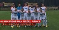 Alanyaspor yeni transferinin golü ile kazandı