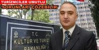 Bakan Mehmet Ersoya sektör temsilcilerinden destek