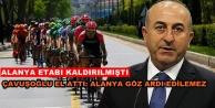 Çavuşoğlu Alanya#039;nın hakkını yedirmeyecek