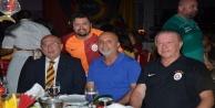 Galatasarayın 21inci şampiyonluğu Alanyada kutlandı
