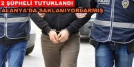 Göçmen kaçakçılığına 2 tutuklama
