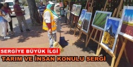 İlçe Tarım#039;dan fotoğraf sergisi