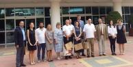 Letonya heyetinden AHEP ziyareti