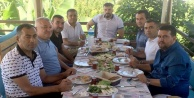 Şahin#039;den Mahmutlarspor ziyareti