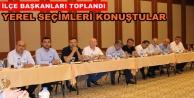 Toklu Antalya#039;daki kritik toplantıda