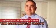 Antalya#039;nın iki bakanı oldu