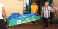 Uçurumda ölü bulunan 4 kişinin cenazesi morgtan alındı