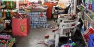 Veresiye vermeyen marketçi kadın bıçaklandı