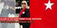 Alanya CHP#039;de flaş başkan değişikliği