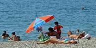 Alanya#039;da tatilcilere bunaltıcı nem sürprizi
