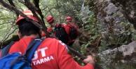Alanya#039;daki feci kaza sonrası AKUT iş başında