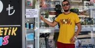 Alanyada 300 dolar bozdurana güneş gözlüğü bedava