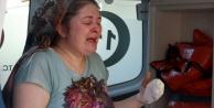 Antalya#039;da ağlatan yangın