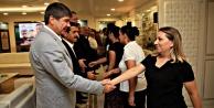 Başkan Türel, belediye çalışanlarıyla bayramlaştı