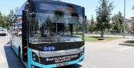 Büyükşehirin otobüs ve tramvayı bayram boyunca yüzde 50 indirimli
