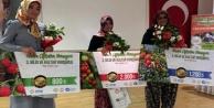 Kadın Çiftçiler Yarışması Gündoğmuş ve Kepez etabı yapıldı