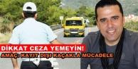 Kerim Ağa#039;dan sürücülere kritik uyarı!