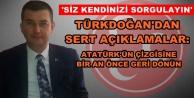 Türkdoğan#039;dan Sefa Çorbacı#039;ya sert yanıt