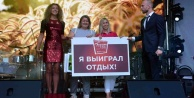 Türkiye Festivali, Moskovada gönülleri fethetti