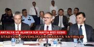 Vali Karaloğlu: Şiddete yer yok!