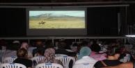 Alanya#039;da açık hava sinema keyfi