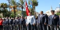 Alanya#039;da Gaziler Günü kutlandı