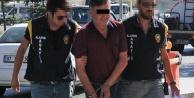 Alanya#039;da gözaltına alınan muhtar adliyeye sevk edildi