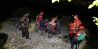 Alanya#039;da kayıp dağcıları kurtarma seferberliği